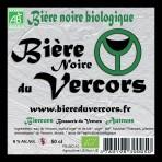 Biere du Vercors bio Noire