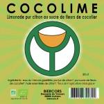 Cocolime 25 cl limonade sucre de feurs de coco copie