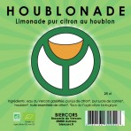 HOUBLONADE : La Limonade bio pur citron au Houblon !