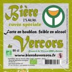 Biere du Vercors bio Spéciale Houblon