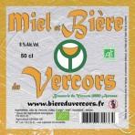 Biere du Vercors bio Miel
