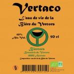 VERTACO : l'eau de vie bio de la Bière du Vercors