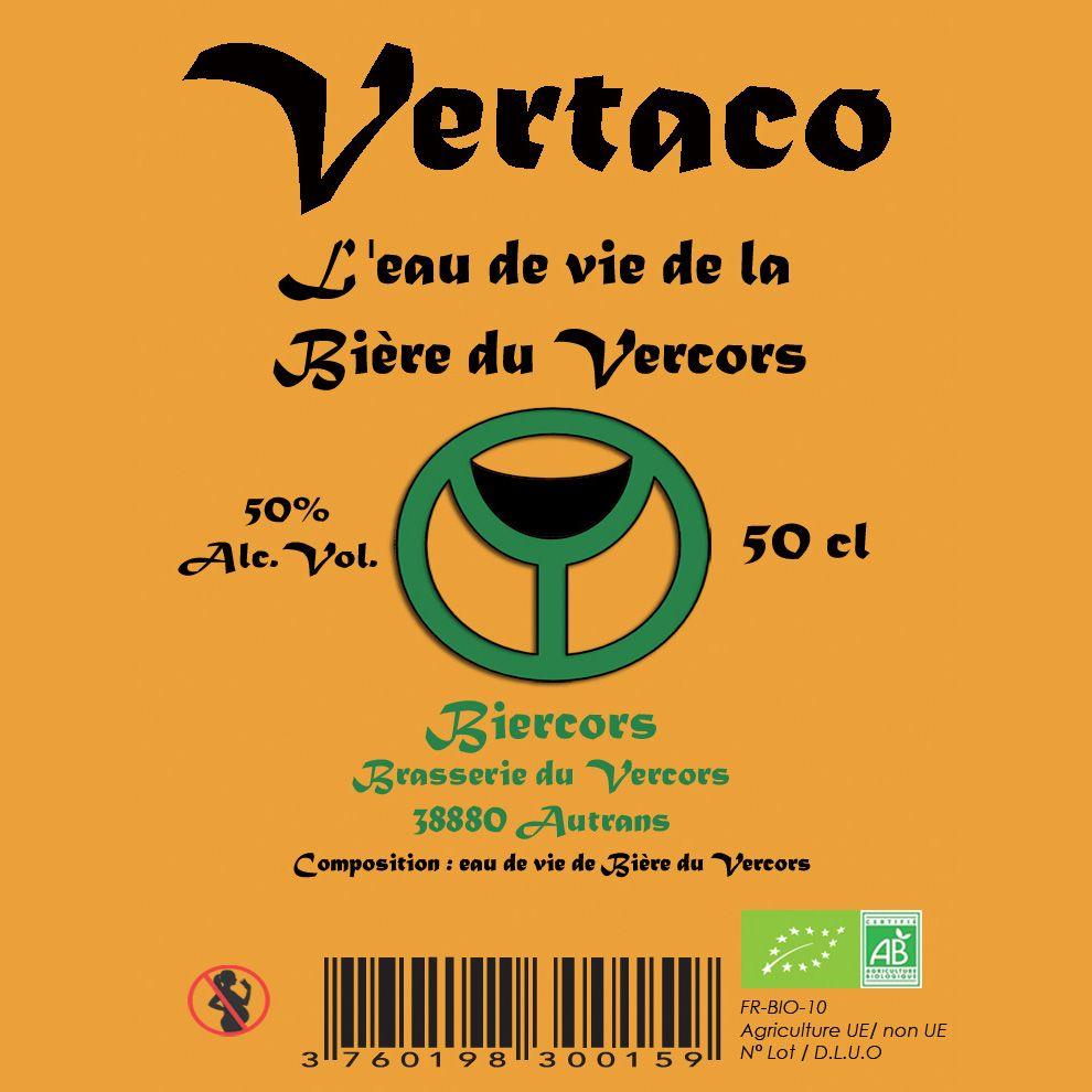 VERTACO : l'eau de vie de la Bière du Vercors