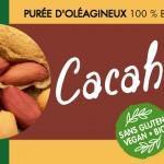 Pâte crémeuse de cacahuète complète bio