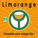 LIMORANGE : Limonade bio pure orange