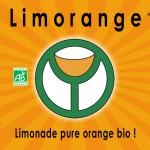 Limonade pure orange bio LIMORANGE