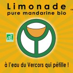 etiquette Limonade pure mandarine 50-100 cl copie