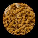 Pâtes biologiques 100% pois chiche – sans gluten – Spirales 250g