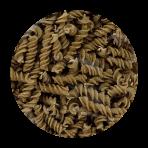 Pâtes biologiques 100% sarrasin+lin – sans gluten – Spirales 250g